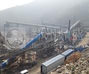 郑州鼎盛年产1000万吨砂石骨料生产线设备即将发货图片