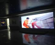贵州P3室内高清显示屏室内全彩P3LED大屏图片