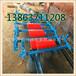 东泰清扫器在清扫皮带的过程中不会刮伤皮带,聚氨酯清扫器