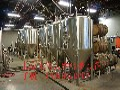 小型啤酒机器生产厂家原浆自酿小型啤酒设备图片