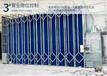 供应移动伸缩房环保水帘柜成套设备宝利丰接受定做