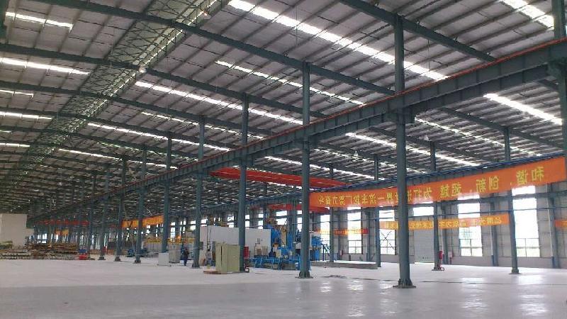 钢结构厂房灯