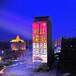 c都市巨影投影机-景区夜景亮化、户外广告3D展示