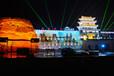 c都市巨影广告亮化投影机-楼体广告、山体亮化、舞台场景视频投影