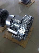 橡胶制品生产有机废气排放系统用欢鑫高压气环漩涡鼓风机
