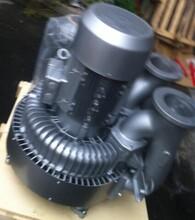 粉体设备专用气环式高压2HB940GH47-25KW鼓风机旋涡风机