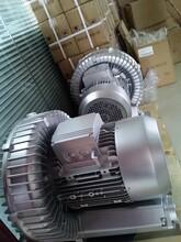 永州吸料机设备专用利政2LB210-AH06漩涡高压鼓风机原装现货品质承诺