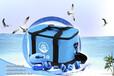 ICEemperor冰皇12L防水牛津布冷藏保温包户外背包果蔬保鲜冰包