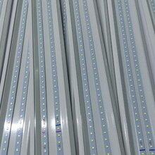 供应江门LEDT5支架灯自动打胶机TD-1560支架灯点胶机图片