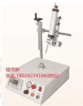 工厂直销格帝斯JD-10工矿灯自动打胶机单工位圆形自动打胶机