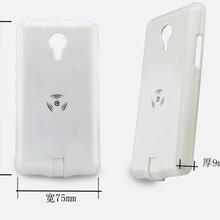 深圳厂家直销手机配件无线充电接收端魅族MX4无线手机充电接收器(1A)图片