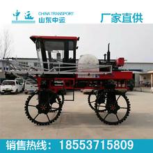 新型农业机械喷药机大棚喷药机四轮打药机厂家