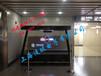 漫玻180度3D全息投影/全息幻影成像设备/全息展示柜
