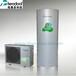 空气能热水器价格西奥多家用分体X5彩钢板150L热水器