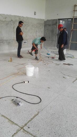 工程師裂縫灌漿樹脂,上海隧道裂縫AB-1樹脂修補方案