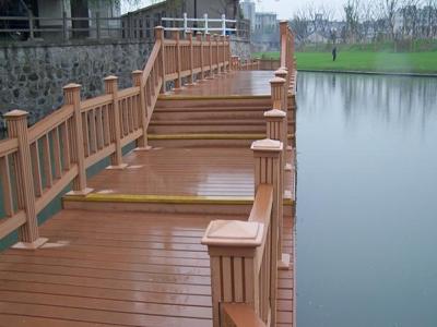 绿色建材栈道板-华城兴栈道板价格实惠-质量保障