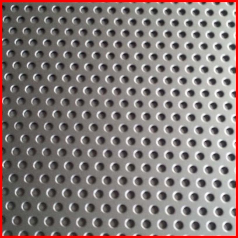 生产不锈钢冲孔网隔音冲孔网冲孔板