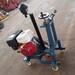 手推式路面开槽机百一牌汽油开槽机呼伦贝尔热卖马路切缝机