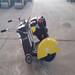 混凝土切割机汽油手推式切割机乌兰察布路面切割机