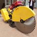百一柴油切割机1米手推式切割机拉萨供应混凝土切割机