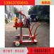 内燃式钻孔取芯机拉萨热卖护栏打孔机百一混凝土钻孔机