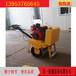手扶式振动压路机呼伦贝尔热销小型压路机百一单钢轮压路机