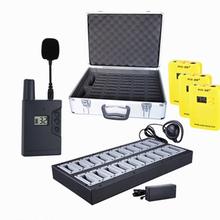 无线导览设备导游讲解器一对多静音传输单向通讯机图片