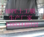 浙江宁波沼气池防渗漏2.0mmHDPE土工膜厂家图片