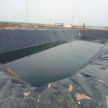 污水排放池防滲HDPE土工膜厚度規格