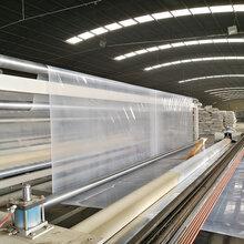 安徽原包料透明白0.3mm防渗膜厂家图片