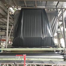 广东电厂调节池地下基础防水HDPE防渗膜图片
