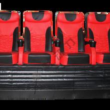 主题公园里必不可少的体验项目-5D动感影院影院