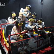 全球7D互动影院免费加盟招募中