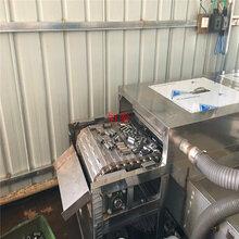 圓柱電池清洗除油超聲波噴淋清洗設備恒泰除蠟清洗烘干機圖片