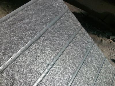 中国黑蒙古黑石材波浪板