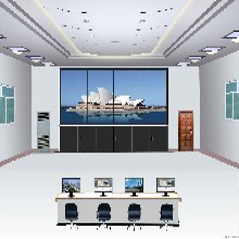 四川拼接电视墙四川55寸1.8拼缝拼接屏供应成都三星拼接屏厂家