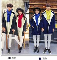 女士外套,棉衣外套,中长款棉衣图片