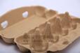 12枚鸡蛋盒、纸浆?#20449;獺?#40481;蛋包装盒、纸浆模塑定制