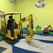 动手动脑儿童挖掘机益智游戏