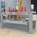 多層熱壓機多少錢一臺熱壓機價格門用熱壓機鋼木門熱壓機