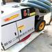 冰凯机械二次构造柱输送泵混凝土上料机浇注机