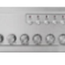 河南公共广播120W独立音量调节分区定压功放DM-120UFC