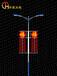 宁夏LED灯杆造型低价LED灯杆造型厂家出货