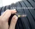 东莞TVVB4芯2.5平方扁平电缆,天车行车排线,电镀设备专用电缆