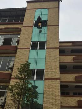 渝北办公楼,学校,写字楼外墙清洗,高空清洗,玻璃清洗