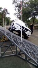 北京试驾场地北京越野器械北京越野道具驼峰侧坡枕木路