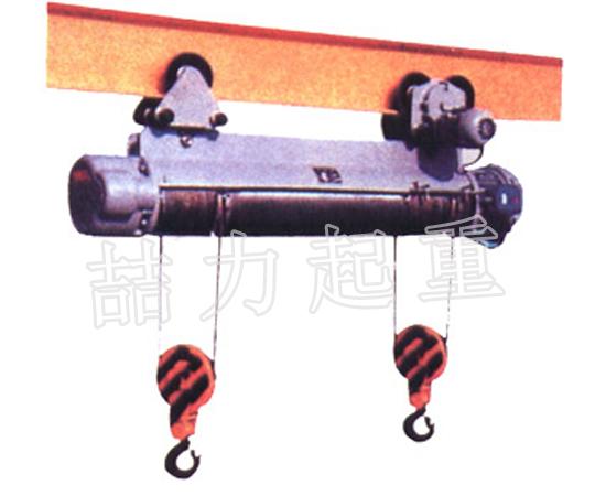 2吨环链电动葫芦图片