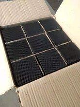 蜂窩活性炭在廢氣處理中常用的指標