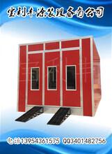 杭州电动车烤漆房-环保机械烤漆房-水幕喷漆房宝利丰