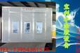 山西省大型伸缩式喷漆房-电加热汽车烤漆房-喷涂车间